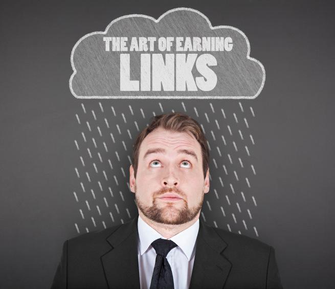The Art of Earning Links