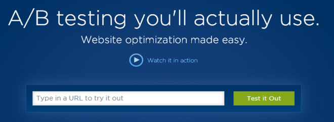 Optimizely Call To Action