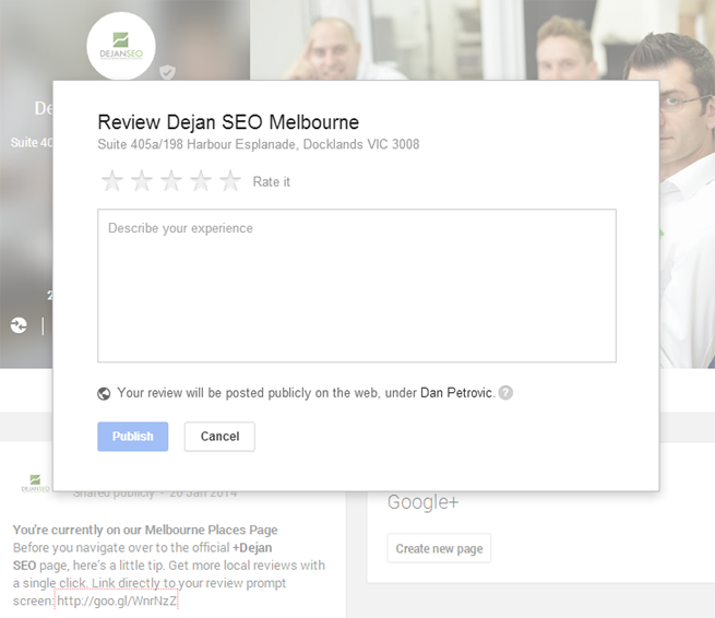 melbourne page
