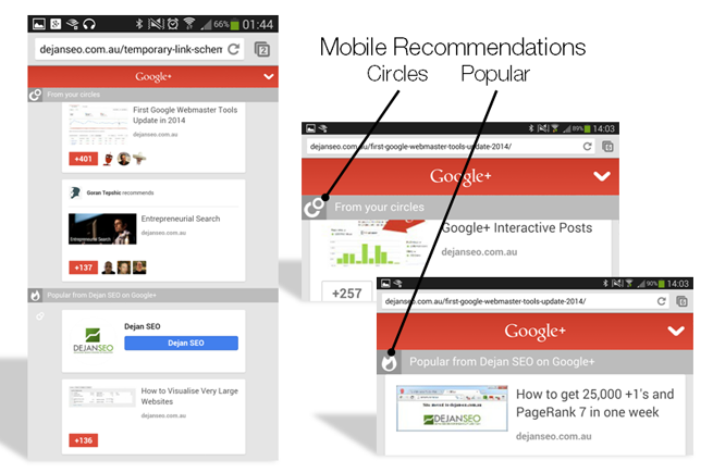 mobile-recommendations