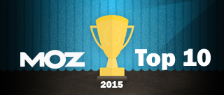 Moz top ten 2015